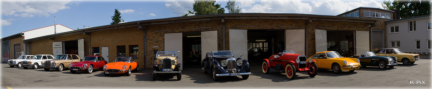 Oldtimer Classic Cars