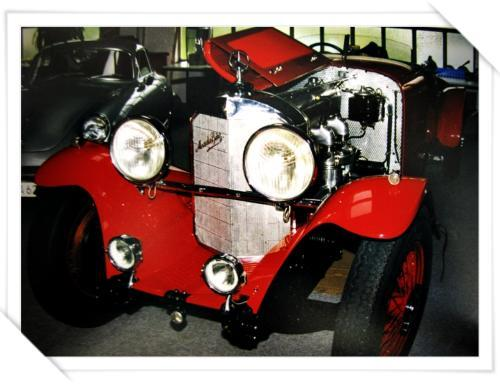 Mercedes SS Kompressor